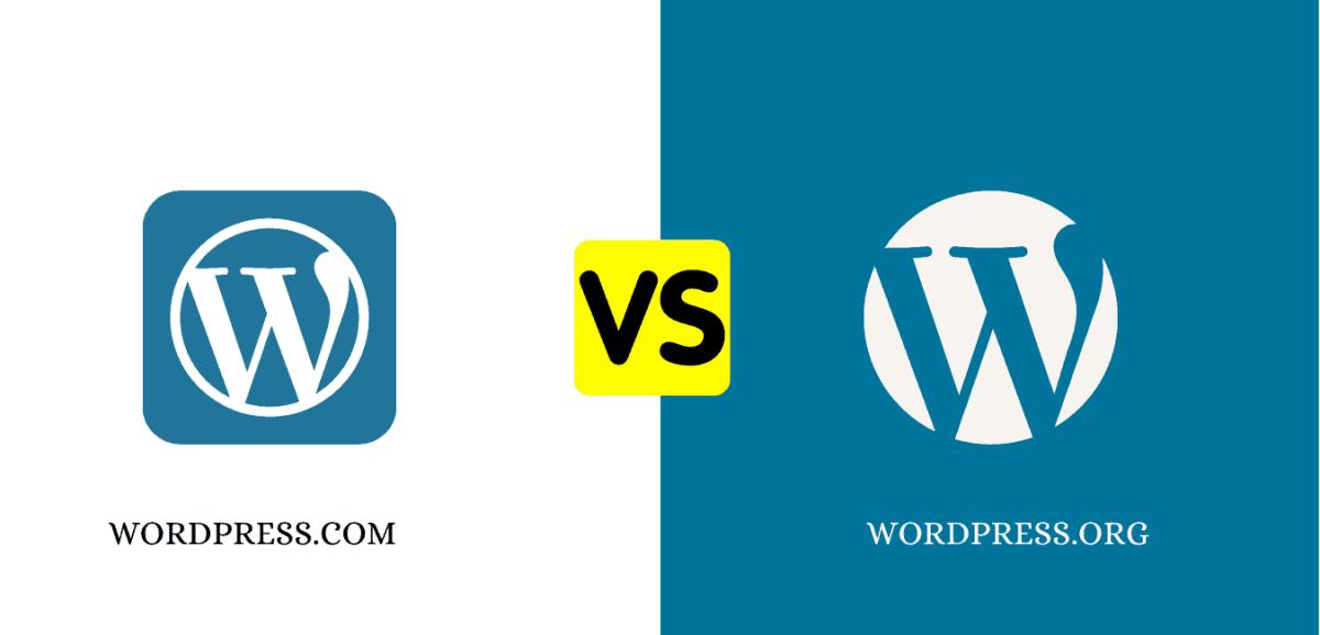 WORDPRESS.COM VS WORDPRESS.ORG - difference between Comparison