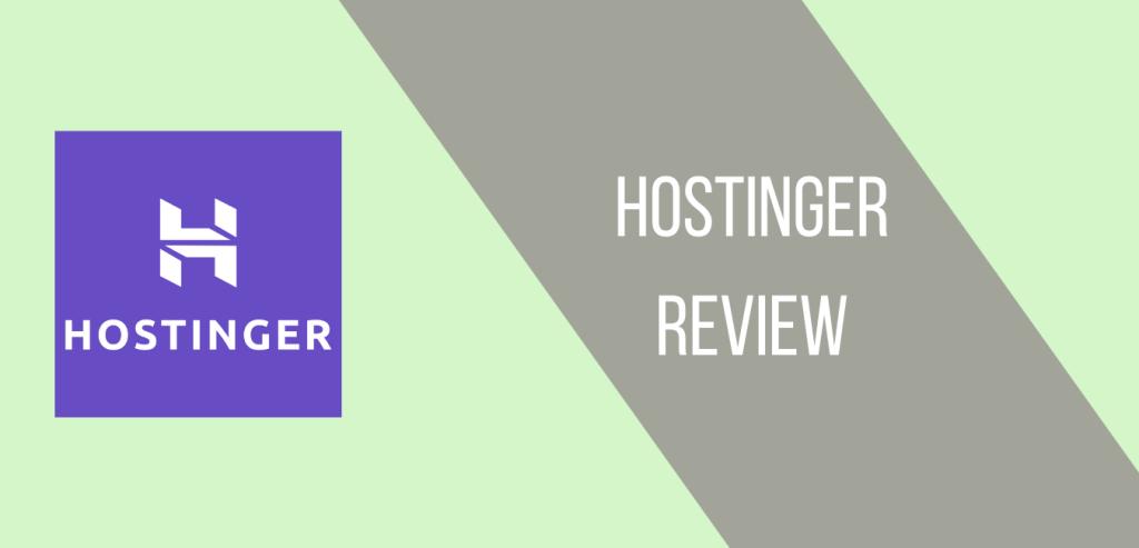 Hostinger review - Cheap Hosting for Websites