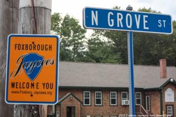 2015 New Jaycee Sign - South Street and West NEar SFCC_