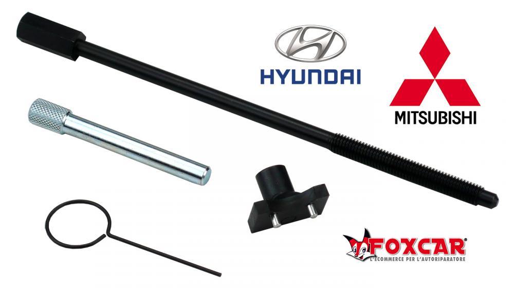 Attrezzi messa in fase per Hyundai e Mitsubishi Twin Cam  Foxcar