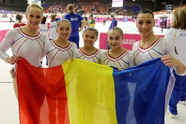 Image result for romania gymnastics team