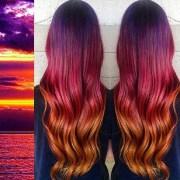 unseen unveils fire hair