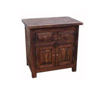 Buy 2 Drawer Rustic Bathroom Vanity Online | Perfect for a ...
