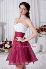 Burgundy Prom Dresses Middle School