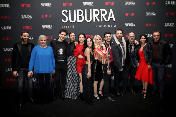 """Rich search results on Google when searched for """"Suburra Blood On Rome Season 3"""""""