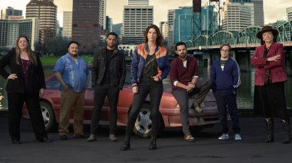 Stumptown Season 2 cast