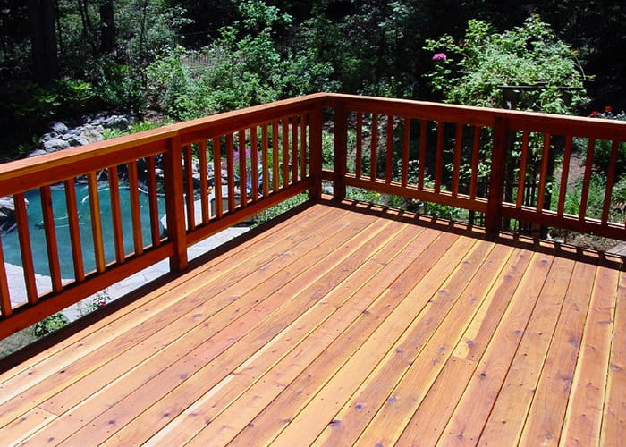 best wood stain for kitchen cabinets kohler sinks home depot decks | improvement products foxworth-galbraith