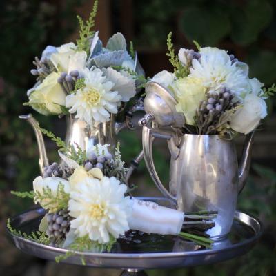 bridal bouquets foxgloves flowers
