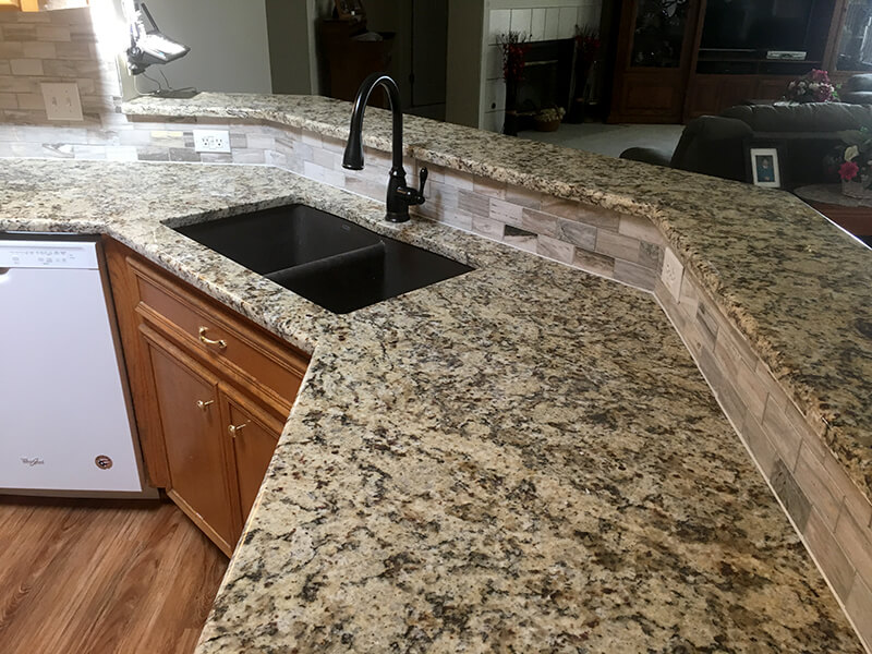 granite kitchen countertops pictures cheap knobs and pulls austin tx counters fox napolean countertop