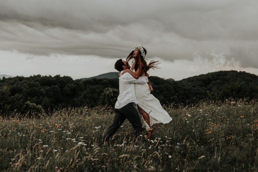 max patch elopement and wedding photographer