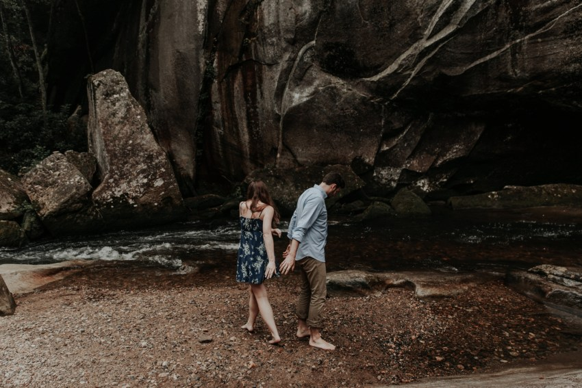 destination elopement adventure photographer