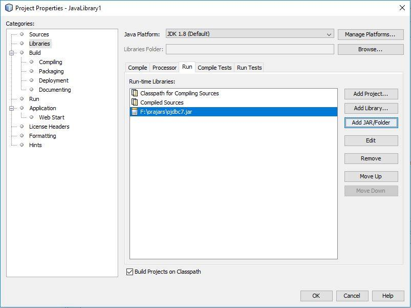 How to Add External JAR File in NetBeans Project?   Vinish