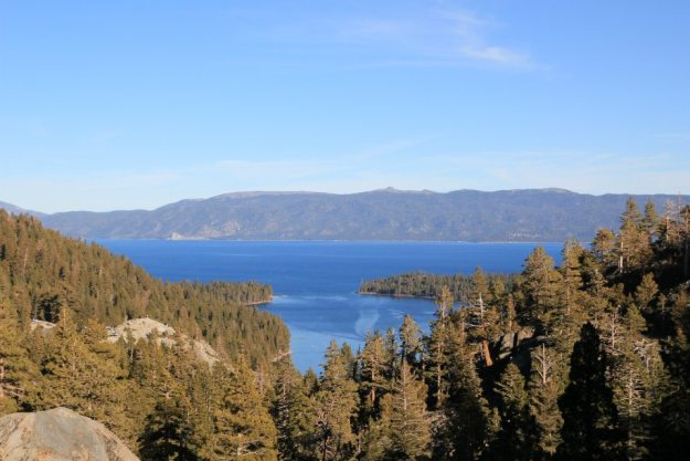 Tahoe Like A Local - Emerald Bay