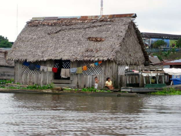 Travel to the Peruvian Amazon - people