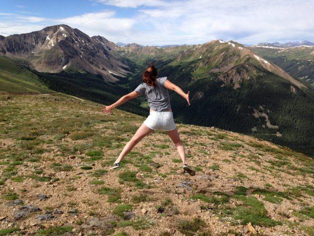 Prepare for a trek - mountains!