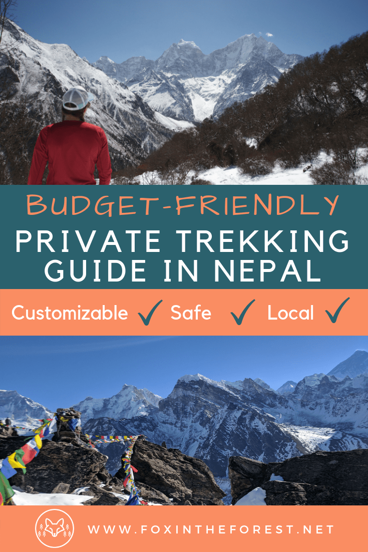 Awesome budget-friendly, private trekking guide in Nepal. Local trekking guide that treats you like family. The best trekking guide in Nepal. Affordable trekking guide for Nepal. #trekking #hiking #Nepal #travel