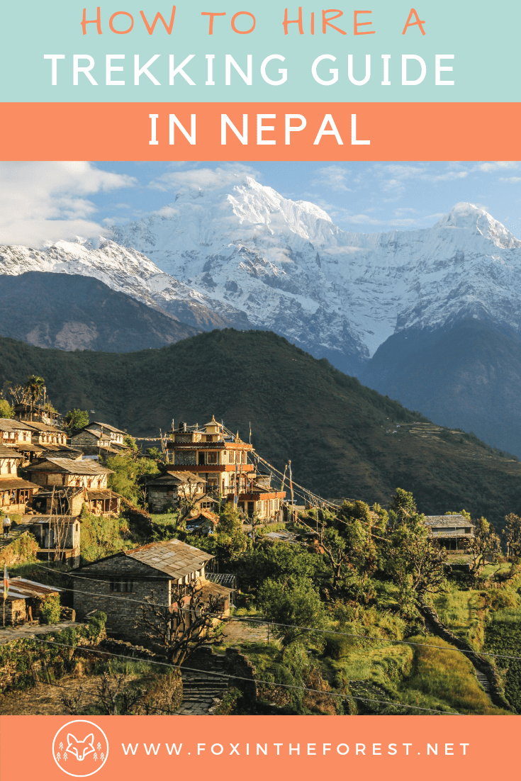A comprehensive resource for trekking with a guide in Nepal. Reasons on why you should hire a local guiding service for your Nepal holiday. Tips and tricks for hiring a local trekking guide in Nepal and how to make the most of your Everest Base Camp trekking experience. #everestbasecamp #trekkinginNepal #hiking #trekking #nepaltravel