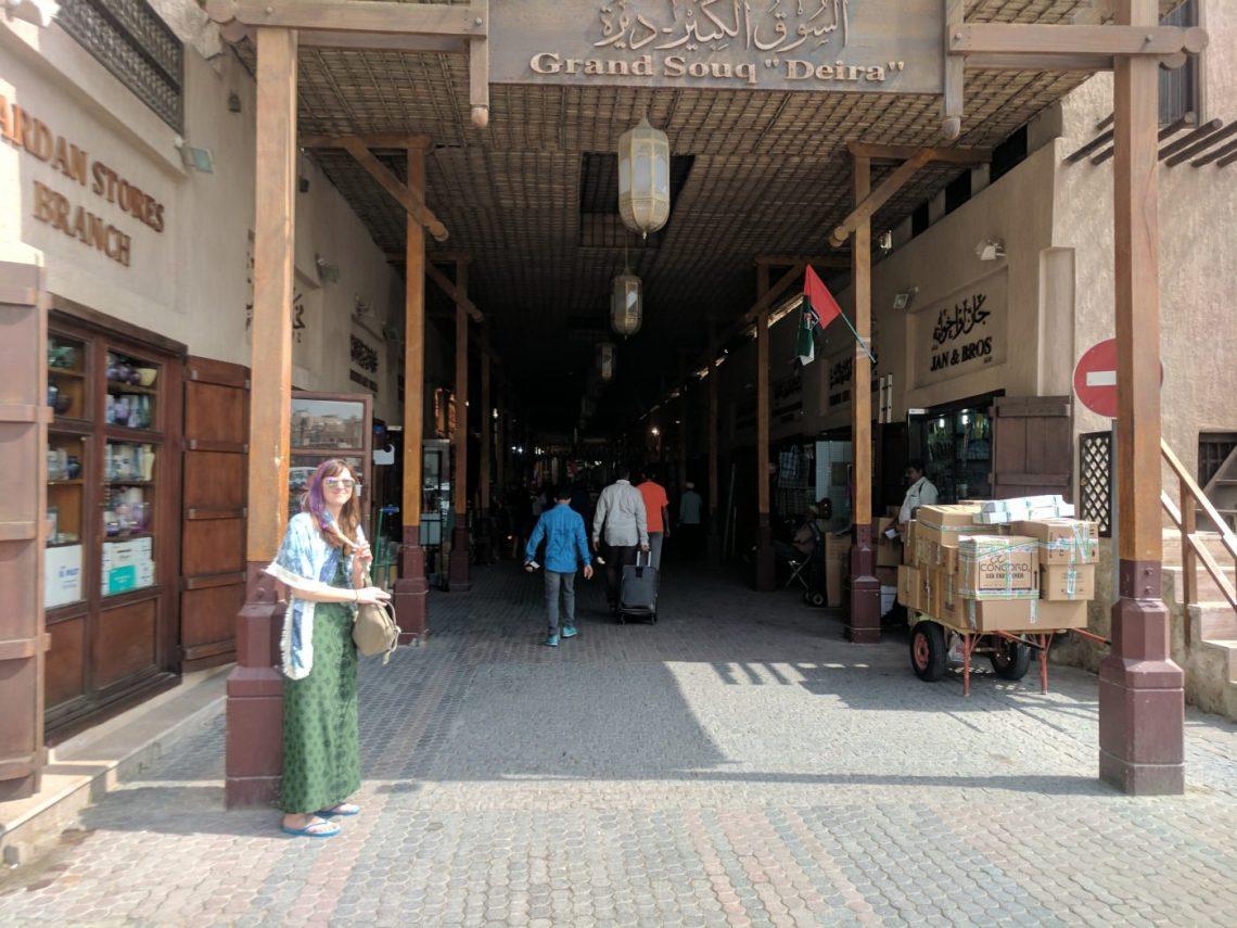 solo female travel Dubai