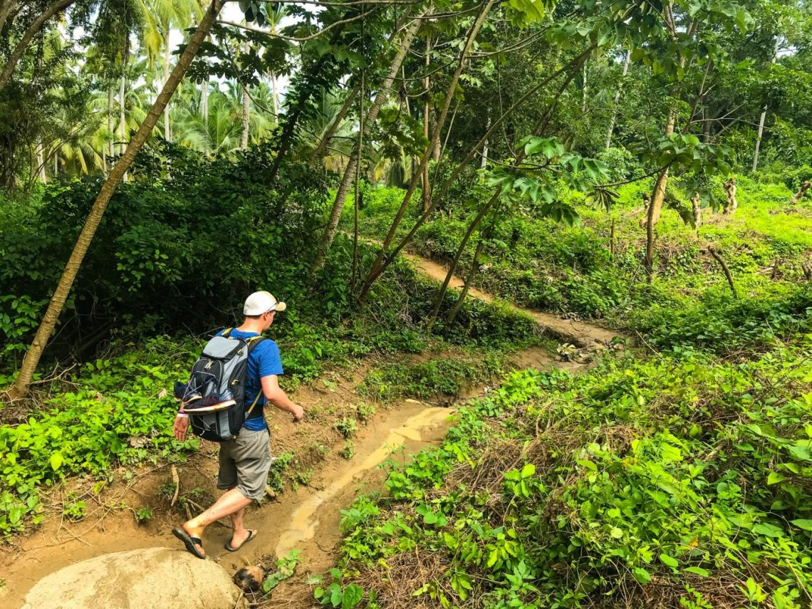 tayrona national park colombia