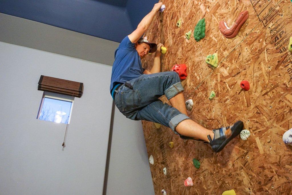 rock climbing slang terms