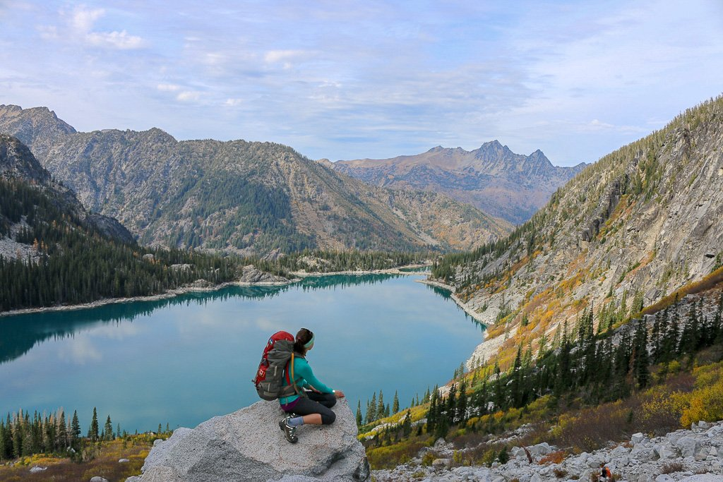 Best hikes in the enchantments