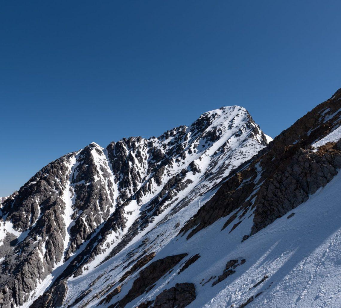 Mountaineering - copertina