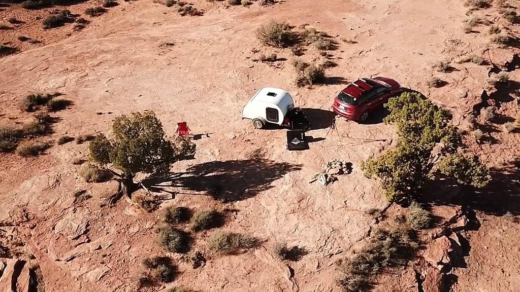 Desert camping tips