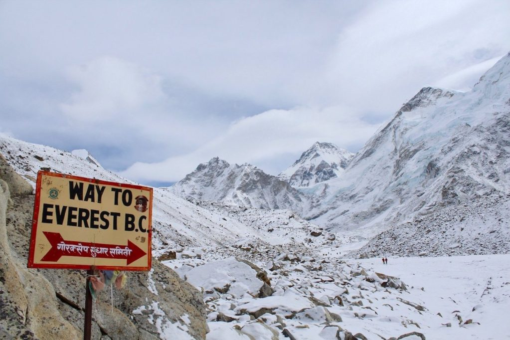 trekking in nepal himalaya