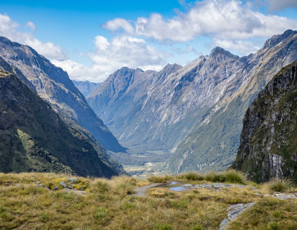 best multi day hikes in New Zealand