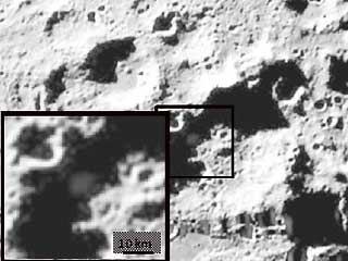Finally - Water on the Moon !