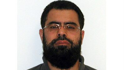 Farooque Ahmed, the Pakistani-born Virginia man accused of plotting to bomb Washington-area subway stations.