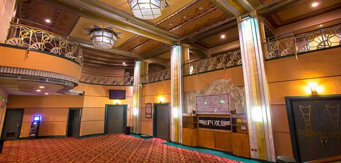 Gallery  Fox Theater Pomona