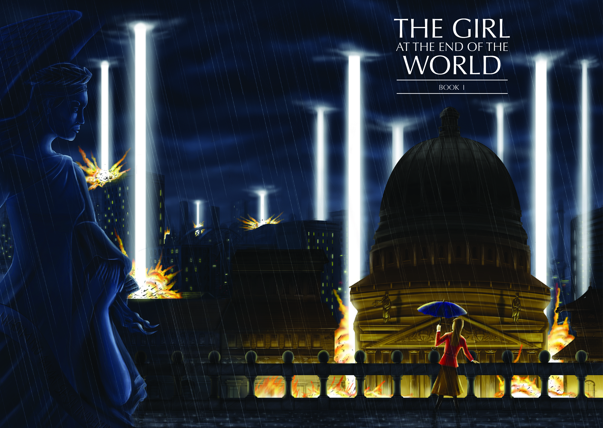 The Girl At The End Of The World