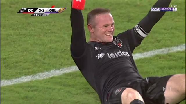 Rooney's game-winning genius