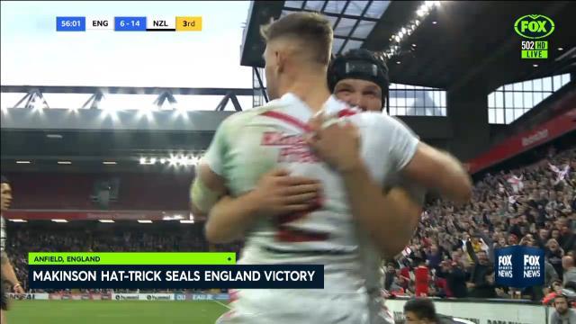 England sneak past Kiwis