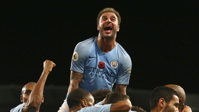 Reds and City remain perfect
