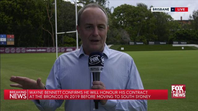 Demetriou reveals Sydney move