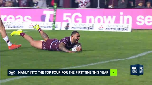 Remarkable rise for Manly