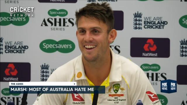'Most of Australia hate me'