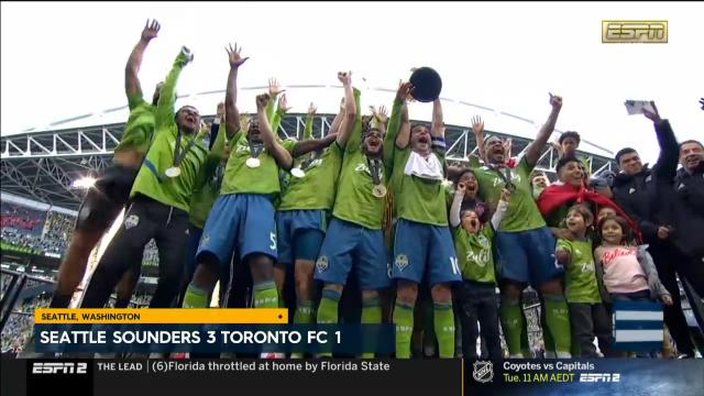 Австралиец Смит выиграл Кубок MLS