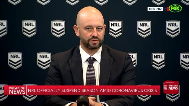 Wage cuts will hit the NRL
