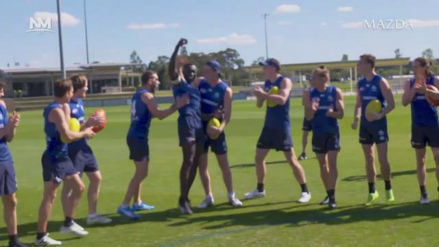 Majak Daw is back for Roos!