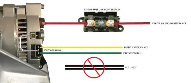 fox body mustang 3g alternator upgrade diy article