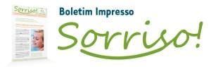 Boletim informativo Sorriso! da SISOitu, clínica odontológica.