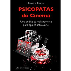 Capa do livro Psicopatas do Cinema