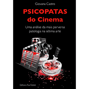Capa do livro Psicopatas do Cinema