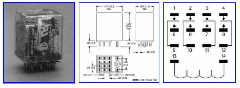 24 Volt Coil Wiring Diagram Ft 102 Relay Information By Fox Tango International