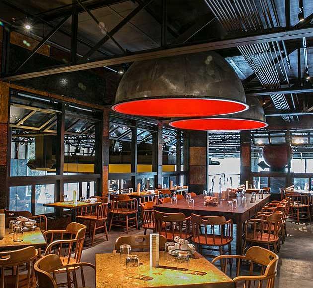 Restaurants Nearby  Fox Theatre