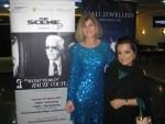 Dubai screening - Margy and Nayla Al Khaja