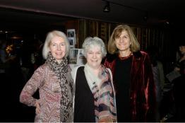 Maureen, Carol Lowry, Margy